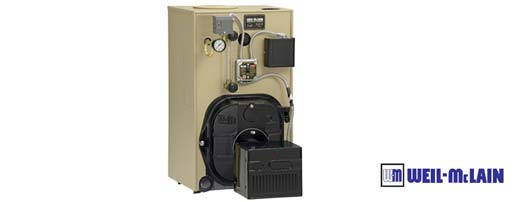 Weil-McLain SGO Gold Series Oil Boiler