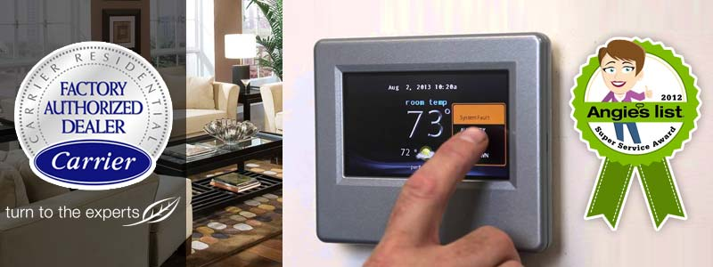 Cincinnati Controls & Thermostats - Carrier | Zimmer HVAC