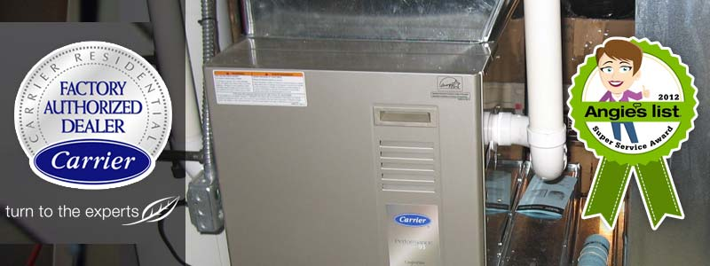 Cincinnati Gas Furnaces - Carrier | Zimmer HVAC