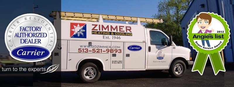 About Zimmer Heating & Cooling