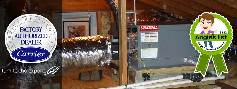 Cincinnati Space Pak - Carrier | Zimmer HVAC